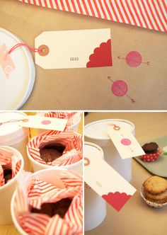 Valentine's Day Cookie Packaging