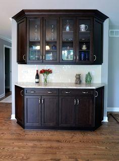 Kitchen Room Design, Home Room Design, Home Decor Kitchen, Interior Design Kitchen, Pantry Design, Kitchen Cabinet Design, Home Decor Furniture, Dining Furniture, Crockery Cabinet