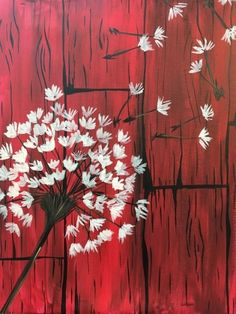 Red Barn Wishes at The Station Pub and Grill - Paint Nite Events near Calgary, AB>