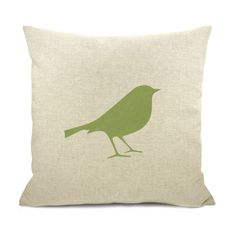 Personalized pillow case  Apple green print of by ClassicByNature, $36.00