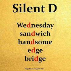 เรียนภาษาอังกฤษ ความรู้ภาษาอังกฤษ ทำอย่างไรให้เก่งอังกฤษ  Lingo Think in English!! :): วิธีการออกเสียงภาษาอังกฤษ คำศัพท์ที่ไม่ออกเสียงตัว...