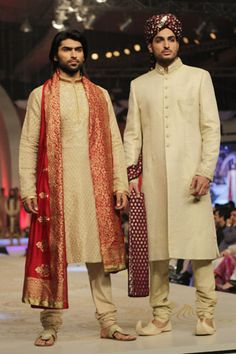 Deepak Perwani Collection at Pantene Bridal Couture Week 2013