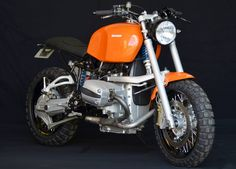 Awesome R1100R Scrambler