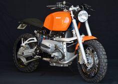 Awesome R1100R Scrambler