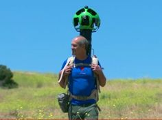Google Maps completerà le sue mappe a piedi con Street View Trekker http://mediagu.com