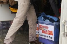 Team Bob's Holds Annual Coat Drive For Father Fred Foundation - Northern Michigan's News Leader