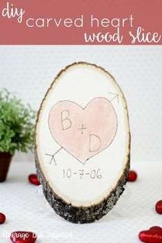 Cute! This DIY Carve