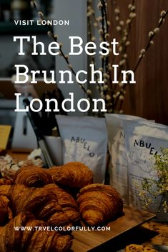 Check out some of the spots for the best brunch in London!