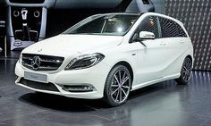 The Mercedes-Benz B-Class might be available in the US as soon as 2014!