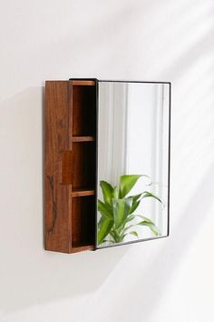 Shop Plymouth Sliding Storage Mirror at Urban Outfitters today. We carry all the latest styles, colors and brands for you to choose from right here. Plymouth, Storage Mirror, Small Bathroom Storage, Compact Bathroom, Bathroom Styling, Bathroom Organization, Bathroom Cabinets, Bathroom Furniture, Modern Furniture