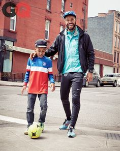 The Real Stylish Dads of N.Y.C. Photos | GQ