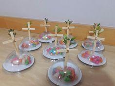 Lembracinha para a Páscoa! Jesus Crafts, Bible Crafts For Kids, Bible Lessons For Kids, Vbs Crafts, Church Crafts, Sunday School Lessons, Sunday School Crafts, Easter Games, Easter Story