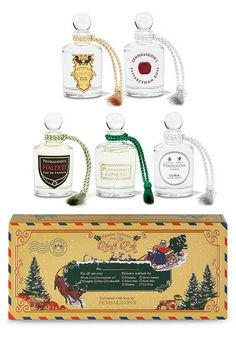 Ladies Fragrance Holiday Collection Fragrance Gift Set by Penhaligons