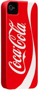 Love this coca-cola iPhone 4s case