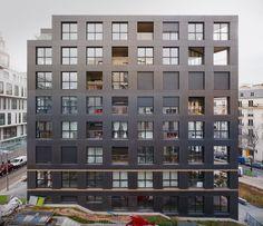 Immeuble de Logements à Paris // LAN Architectes