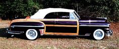 1949 Chrysler Town & Country ❦