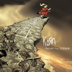 Original album cover of Follow The Leader by Korn
