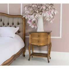 Buy the beautifully designed Palais de Versailles Gold Bedside Table, by The French Bedroom Company. Shop 24 hours a day for Effortless Luxury Online.