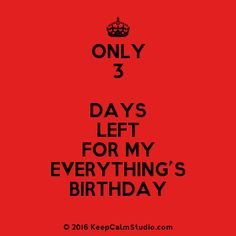 Posters similar to 'I Can\'t Keep Calm Because Only One Week Left ...