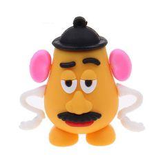 ¿Quién conoce al Señor Patata? Este juguete se inventó en la década de los 50, pero su fama continua gracias a las películas de Toy Story. Este Mr. potato