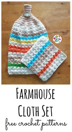 Free Patterns: Farmh