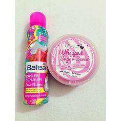 Moje Body marshmallow scrub a meloun&kokos pěna na holení 🍉  od Balea! Velikost  za170 Kč. Mrkni na to: http://www.vinted.cz/damska-kosmetika/pece-o-telo-kosmetika/17317612-body-marshmallow-scrub-a-melounkokos-pena-na-holeni.