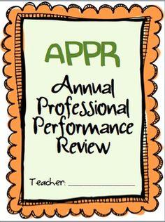 APPR Binder Organizer Dividers Based on Danielson Teacher Evaluation Rubric - Fourth Grade Flipper - TeachersPayTeachers.com