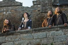 19. Author Diana Gabaldon Loves Rupert and Angus: 25 Fascinating Facts About Outlander
