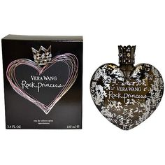 VeraWangRockPrincess http://www.perfumes.com/vera-wang-rock-princess-vera-wang-women-3-4-oz/ Your Price: $37.40 (Retail Price: $72.00, 48% OFF) This was launched by the design house of Vera Wang in the year 2009.The nose behind this fragrance is Calice Becker.Top notes are White peach, red raspberry, and bergamot;middle notes are Heliotrope, vintage-inspired rose, and night blossoming jasmine.Base notes areCashmere, musk, iris, and creamy coconut.This fragrance is classifie
