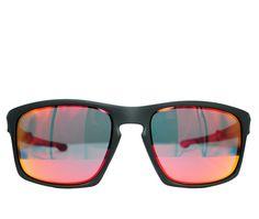 Gafas de Sol FORMENTERA Black Red (Polarizadas)