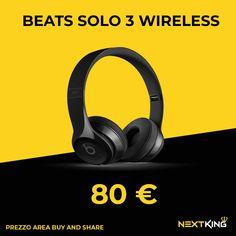 Beats Headphones, Over Ear Headphones, Beats Solo 3, Smartwatch, Smartphone, Audio, Notebook, Stuff To Buy, Black