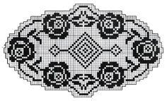 crochet em revista: Agosto 2012