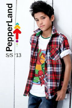 2014 boys summer outfits | Summer Clothes Of PepperLand