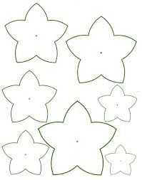 flower templates - Google Search