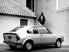 ATTENZIONE! Alfa Romeo Alfasud ti - 1973