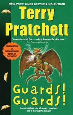 Cover image for Guards! guards! : a novel of Discworld