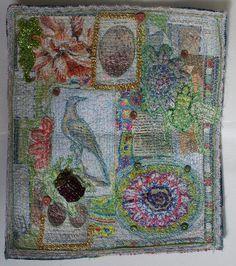 Anne Kelly Textiles - Habitats
