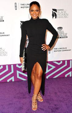 Christina Milian, Women Legs, Sexy Women, Women Lawyer, Fashion Gallery, Night Looks, Celebs, Celebrities, Famous Women