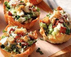 La salade césar maison! #salade #césar #maison #recette