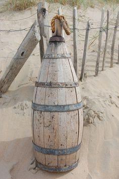 Buoy on the beach!