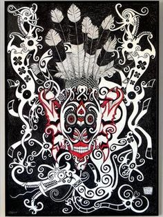 Night Tattoo, Girl Back Tattoos, Tattoo Signs, Indonesian Art, Batik Pattern, Temporary Tattoo Designs, Black Wallpaper, Psychedelic Art, Textile Patterns