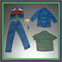 Doll Clothing, Vintage - Doll Shops United