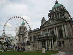 Belfast Ireland; been on that ferris wheel