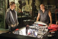 Fast and Furious 7 Still - AP Images