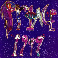 """1999 (1982) - Prince's fifth album, bolstered by tracks including """"Little Red Corvette,"""" """"Delirious,"""" and """"Let's Pretend."""""""