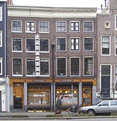 Apotheek De Castro Muiderstraat 14  Amsterdam.