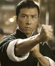 "Donnie Yen, I never appreciated martial arts movies until I watched him in ""Ip Man"",  what a great actor, never mind the action sequences.  I think I love him ;-)"