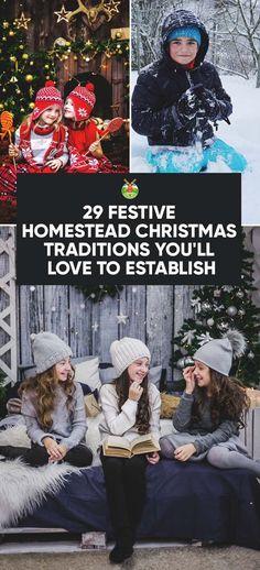 29 Festive Homestead