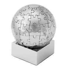 Personalised Globe Puzzle