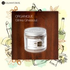 ORGANIQUE - Glinka Ghassoul Clay Masks, Home Spa, Coffee Cans, Bathroom Medicine Cabinet, Canning, Organic, Home Canning, Conservation